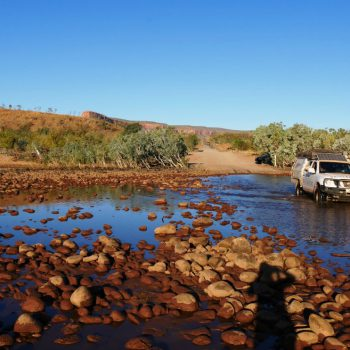 River Crossing in The Kimberley