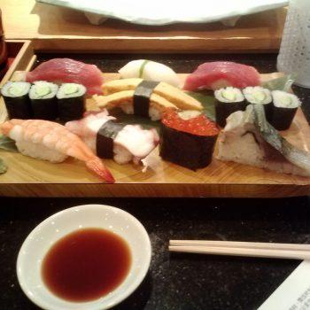 Sushi Heaven