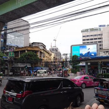 De straten
