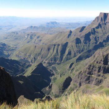 uitzicht van Sentinal Peak