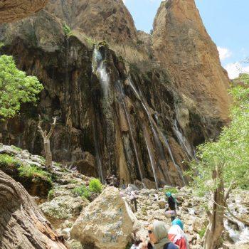 Margoon waterval