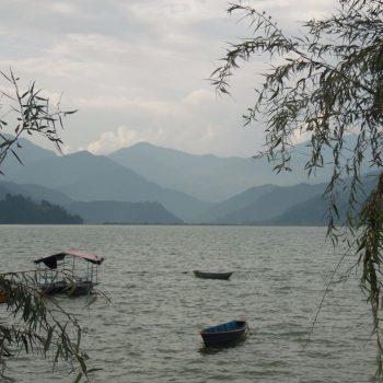 het meer van pokhara