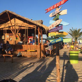 Playa beach club in Sunny Beach