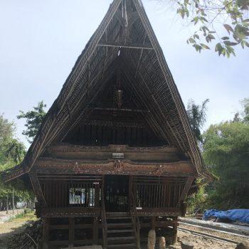Huis van de batak stam
