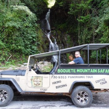 4x4 safari in Boquete