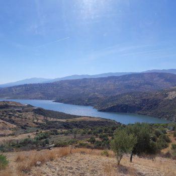 De natuur tijdens een autoritje in Marokko