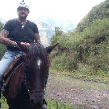 paardrijden banos