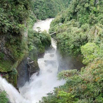 waterval Del Diablo