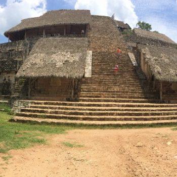 Ek balam tempel