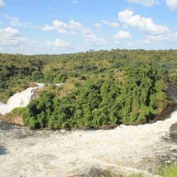De Murchison Falls