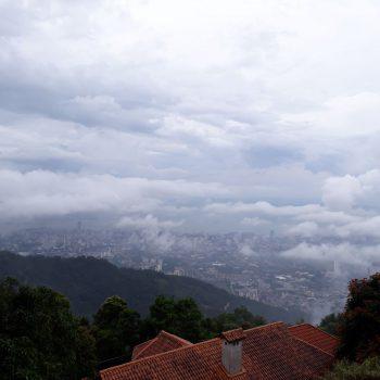 uitzicht Pening Hill