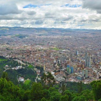 Uitzicht vanaf Monserrate