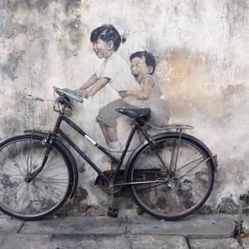 Penang met al zijn street art