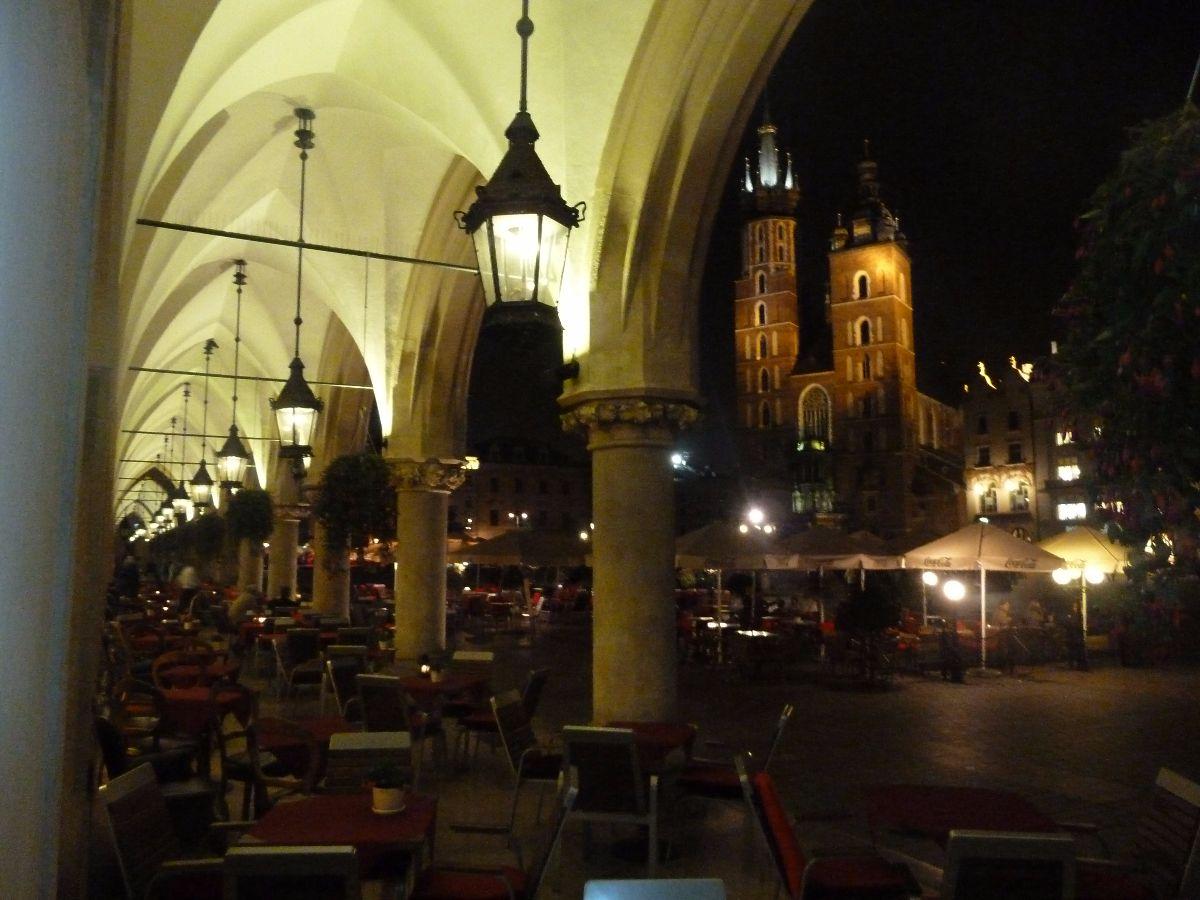 Krakow plein