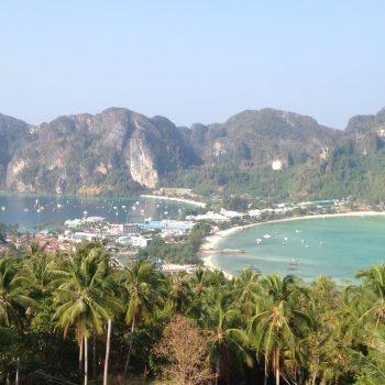 Uitzicht punt Koh Phi Phi