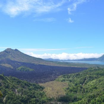 Mount & Lake Batur, Bali