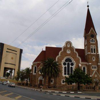 Kerkje in Windhoek