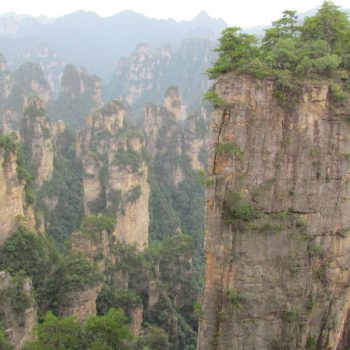 Zhangjiajie NP