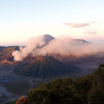 Bromo vulkaan, Java