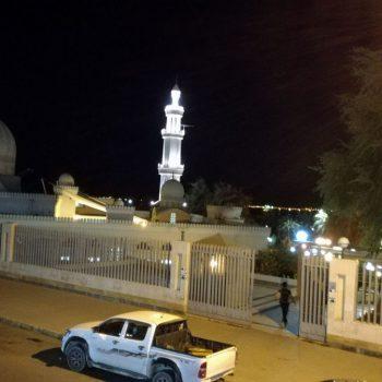 Avond in Akaba