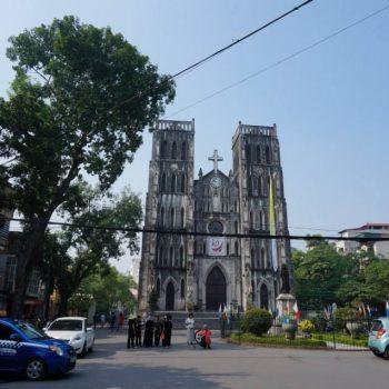 Notre Dame van hanoi