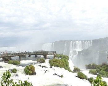 Foz do iguacu watervallen