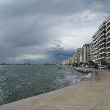 Boulevards langs het water