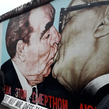 East Side Gallery (Berlijnse Muur)