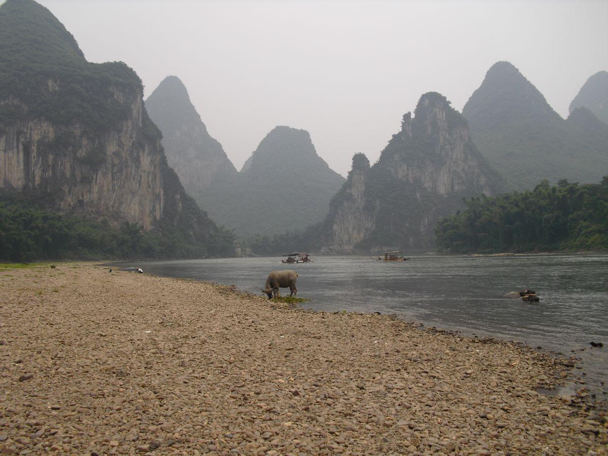 Karstgebergte - Yangshuo
