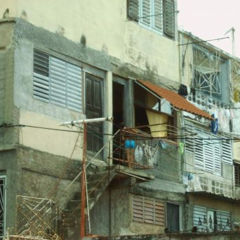 huisjes plaatselijke bevolking in Varadero