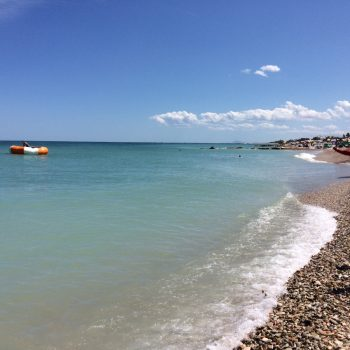 Fano, strand