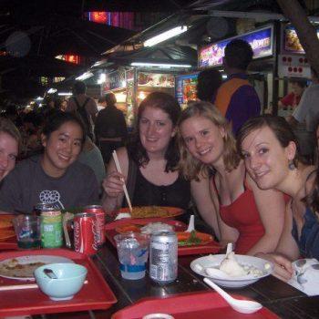 Eten in China Town