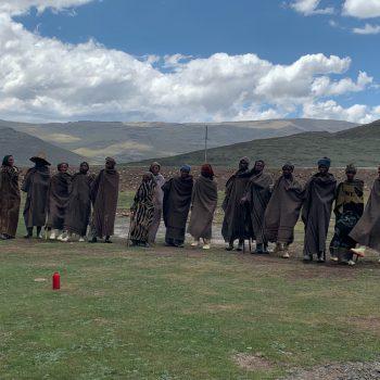 Dansje door de herders