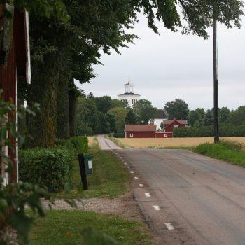 Landschap in Skåne