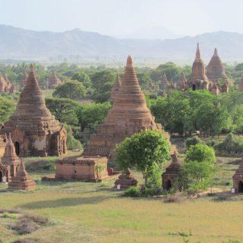 tempelvlakte Bagan