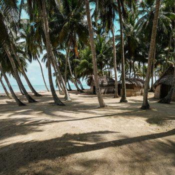 Isla Aroma, San Blas
