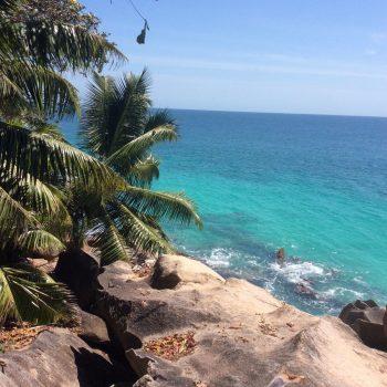 Fietstochtje over het eiland la dique