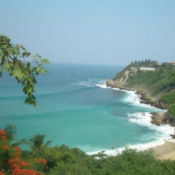 Playa Carizalillo - Puerto Escondido