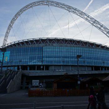 Het Wembley Stadium