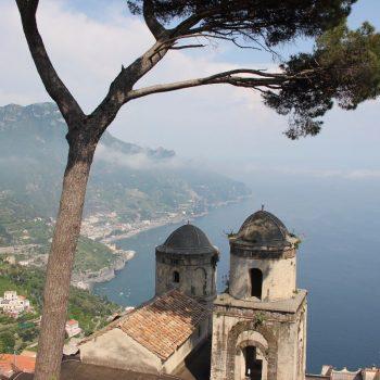 La bellissima Costiera Amalfi