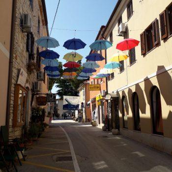 Leuke straatjes in Novigrad