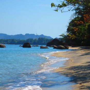 Mooi Strand in Lankawi