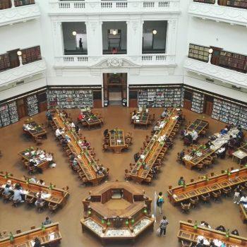 De unieke bibliotheek