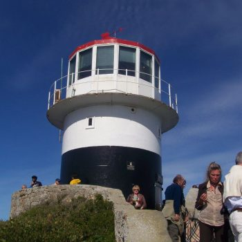 de vuurtoren op cape point
