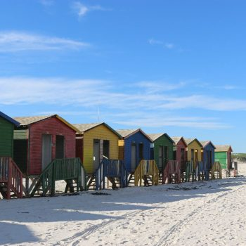 Muizenberg strand
