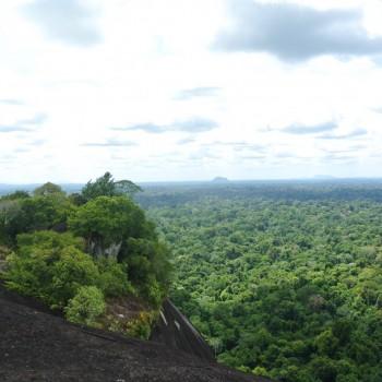 Uitzicht voltzberg