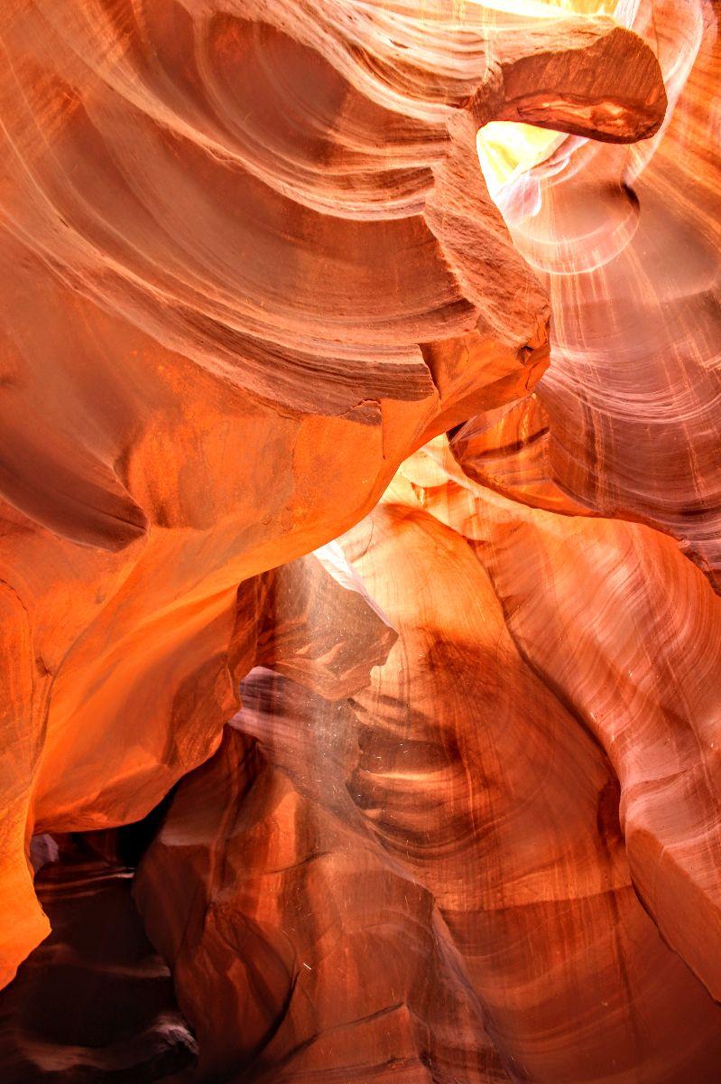 Kleurenwonder Antelope Canyon, in Page