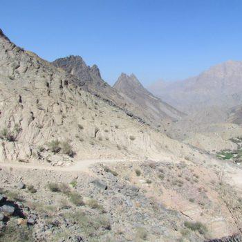 Off road in Oman