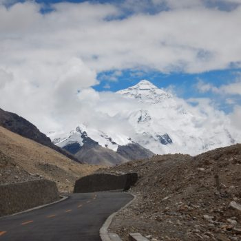 Het hoogste punt van de wereld: Mount Everest