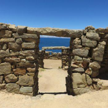 Isla del Sol opgraving